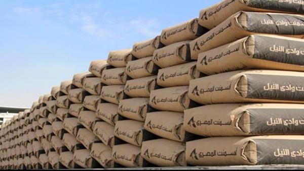 صورة استقرار أسعار الاسمنت في مصر اليوم 15 مايو