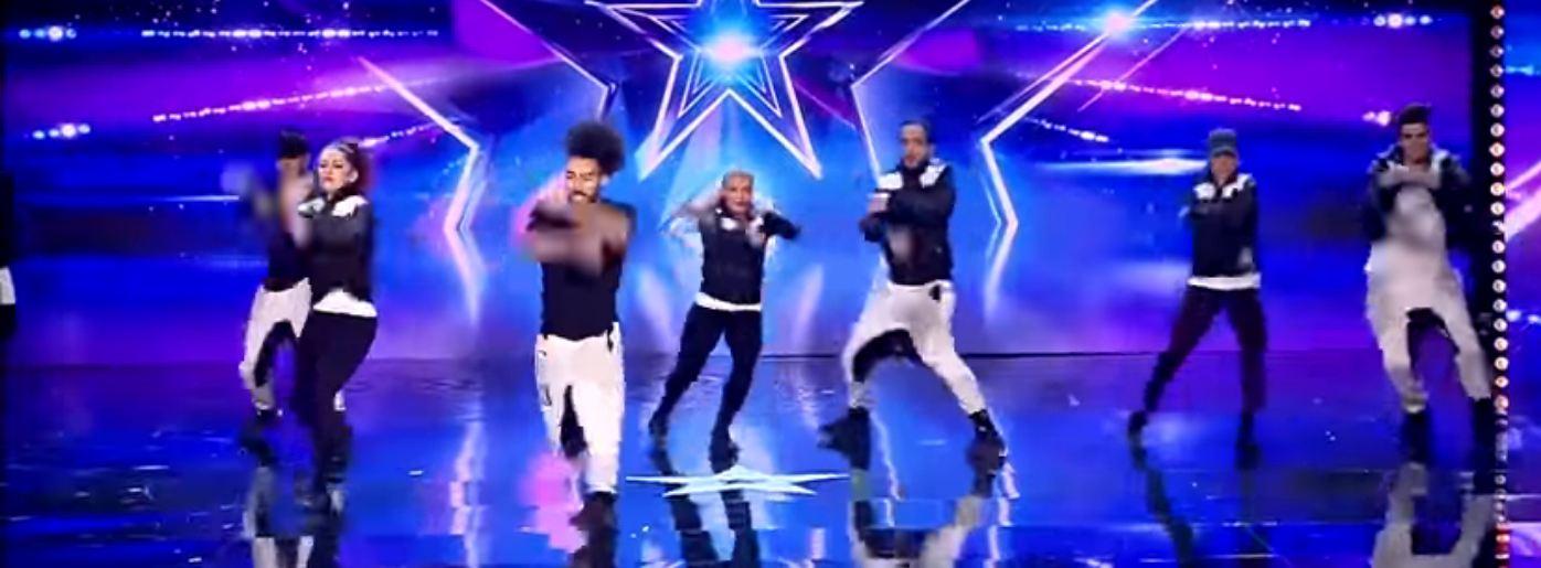 صورة بالفيديو.. المغرب والجزائر يجتمعان على مسرح Arabs Got Talent في عرض راقص