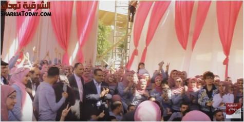 صورة بالفيديو.. «fun day» لطلاب كلية آداب فرنساوي بالزقازيق