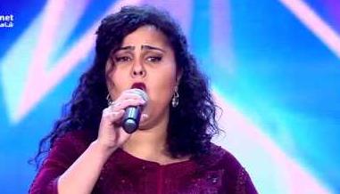 صورة بالفيديو.. مغربية صوتها يذهل جمهور ولجنة تحكيم Arabs Got Talent