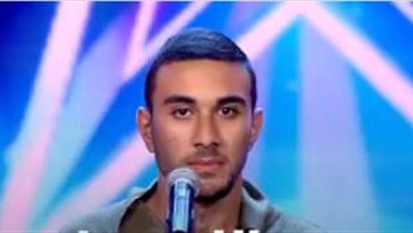 صورة بالفيديو.. متسابق يتعرض للإغماء على مسرح «عرب جوت تالنت»