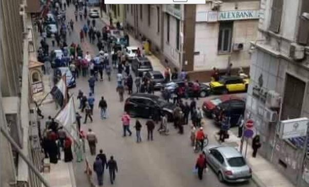 صورة الإبراشي يعرض فيديو جديد عن المسئول عن انفجار كنيسة الأسكندرية