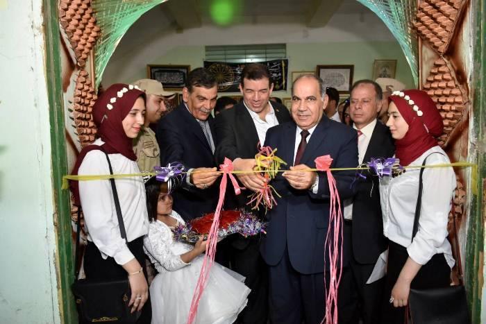 الشرقية تشجيع الموهوبين من الطلاب لخلق جيل يستطيع بناء مصر الجديدة