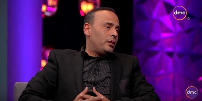 صورة بالفيديو.. محمود عبد المغني عن أول قصة حب: انتهت بشاورما