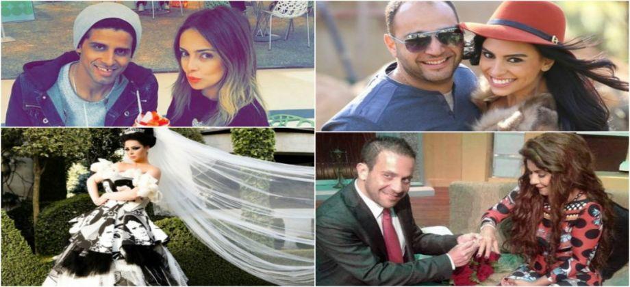 صورة 5 فنانات تلقين عروض «زواج» مفاجئة.. آخرهن نجمة مسرح مصر