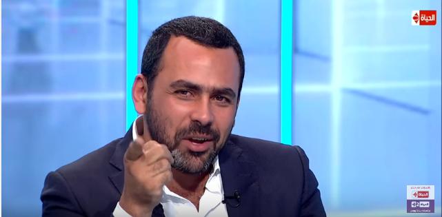 صورة بالفيديو.. يوسف الحسيني : تليفونات مصر كلها متراقبة