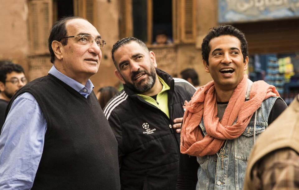 صورة عمرو سعد متورط في تجارة الآثار بـ «أيام حسن الغريب»
