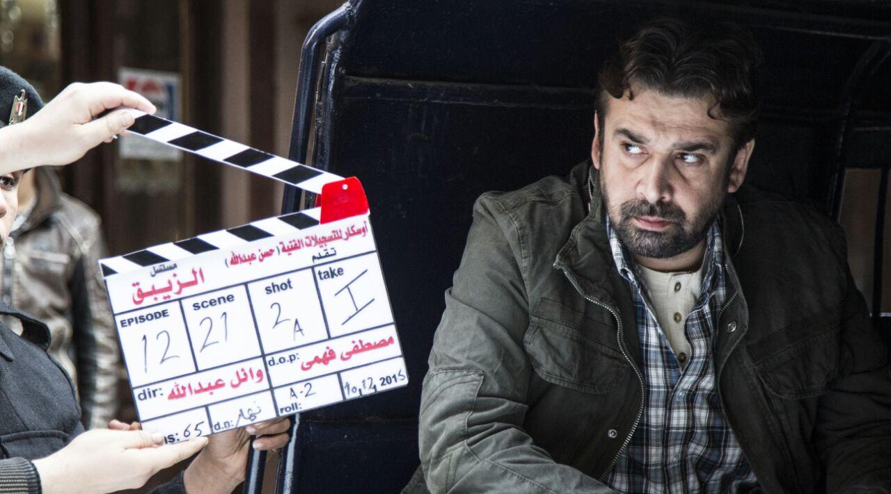 4تفاصيل مسلسل الزيبق لكريم عبد العزيز في رمضان 2017