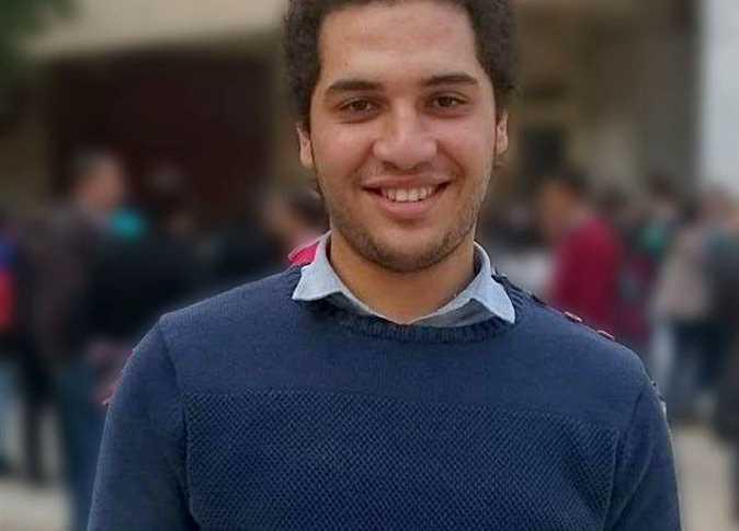 صورة وفاة طالب جامعي أثناء محاضرة بجامعة المنصورة