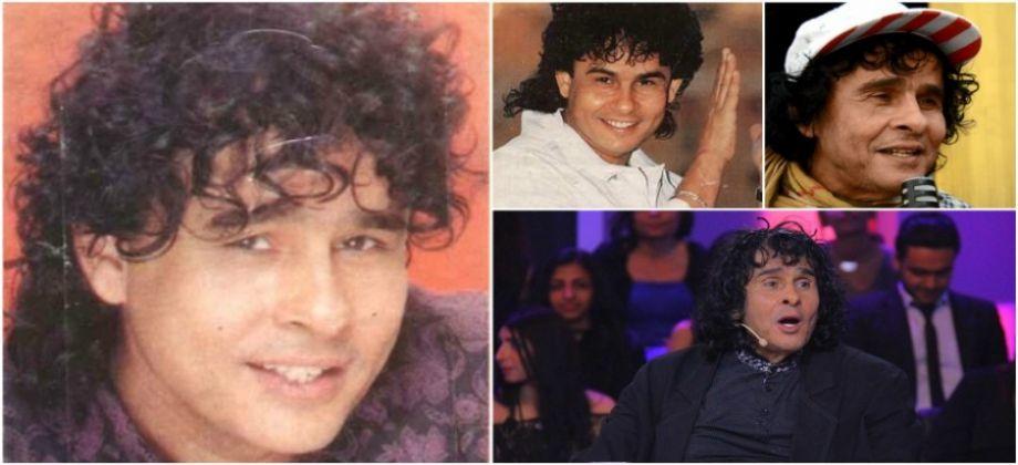 صورة «علي حميدة» .. سر اعتزاله بعد  أغنية «لولاكي» و اتهم علاء مبارك بمحاربته في الغناء