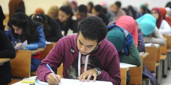 صورة شاومينج تسرب امتحانات اللغة العربية لأولى ثانوي .. والتعليم ترد