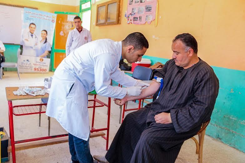 صورة الصحة : علاج مجاني على نفقة الدولة للمصابين بفيروس سي