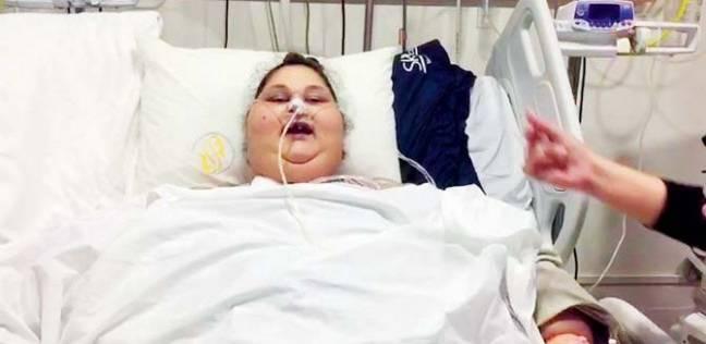 صورة الطبيب المعالج لإيمان المصرية بالإمارات يكشف التطورات الأخيرة لحالتها الصحية