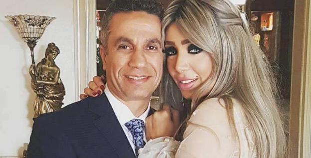 صورة المتحدث العسكري السابق عن عروسته : «أنا مهما قولت عن إيمان مش هقدر أوفيها حقها»