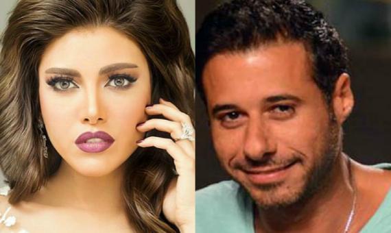 صورة تعليق ريهام حجاج على إعلان السعدني خبر زواجهما