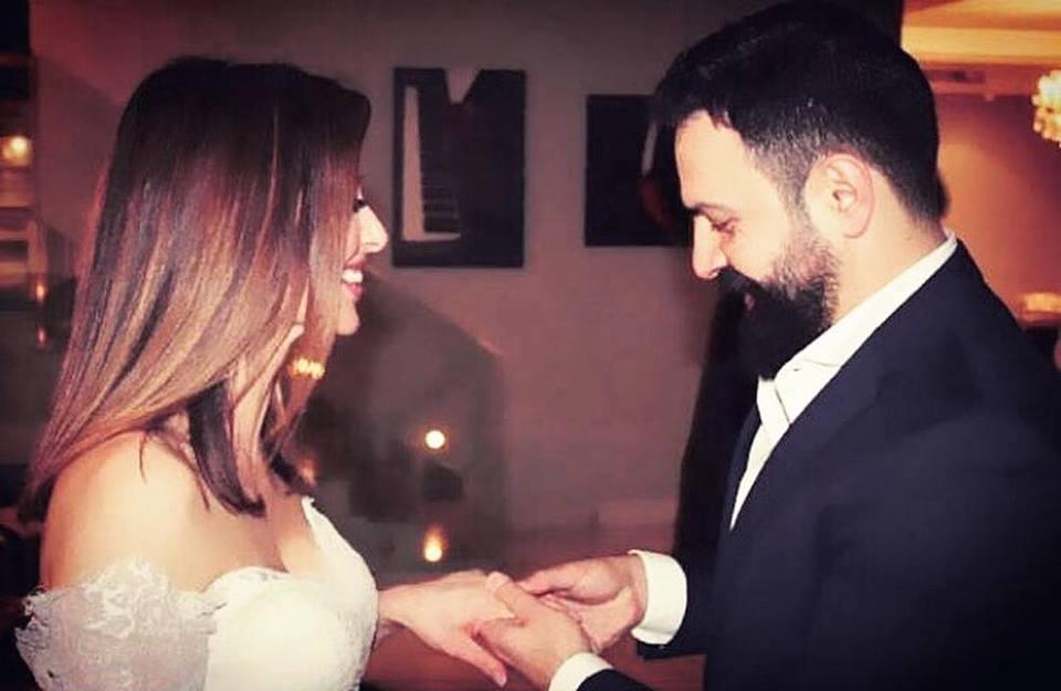 صورة «زواج تيم الحسن ووفاء الكيلاني».. مابين الرفض من بعض المتابعين وآخرون : «الحب لا يعرف المستحيل»