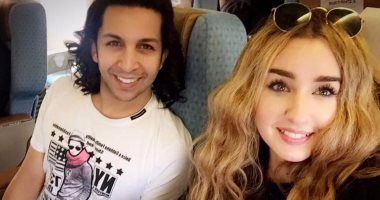 صورة بالفيديو .. شيماء سيف تضع هشام جمال في ورطة .. و السبب: هنا الزاهد