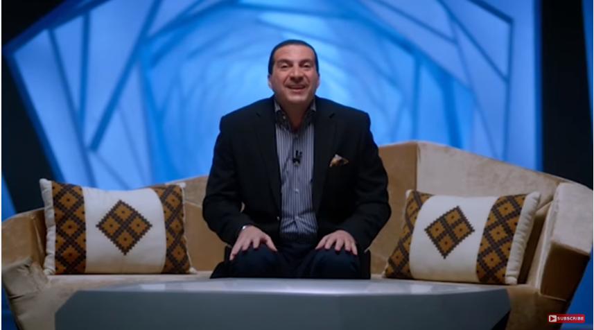 صورة بالفيديو.. «السيرة حياة» أولى حلقات برنامج عمرو خالد «نبي الرحمة والتسامح»