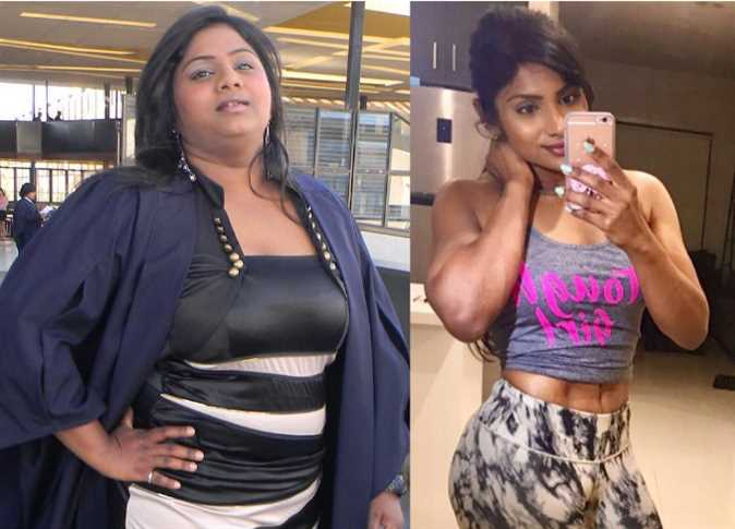 صورة قصة فتاة توقفت عن تناول نوعين فقط من الأطعمة وفقدت 20 كيلو من وزنها