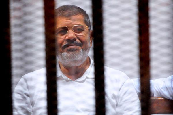 صورة النقض تؤجل نظر طعن مرسى و 6 آخرين في قضية التخابر مع قطر لجلسة 3 يونيو