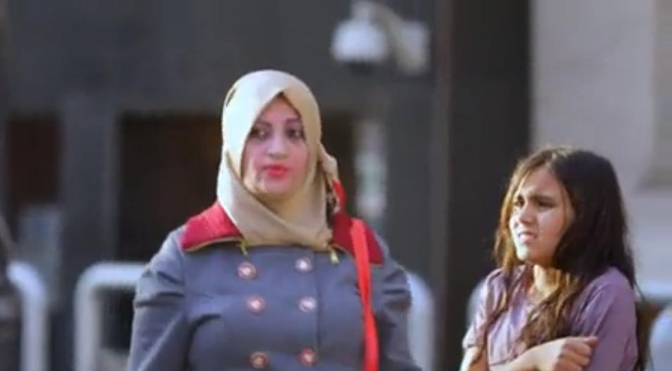 صورة بالفيديو.. «كساء الأطفال» الحلقة الثانية من برنامج الصدمة 2