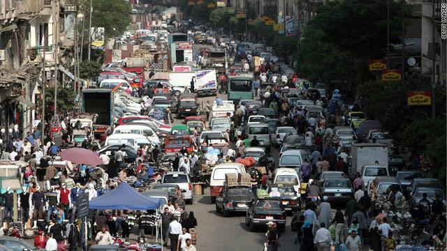 صورة الإحصاء : مصر ستصل إلي 93 مليون نسمة بعد أيام