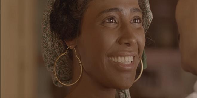 هي «نعمة» التي جذبت الإنتباه في مسلسل «واحة الغروب»