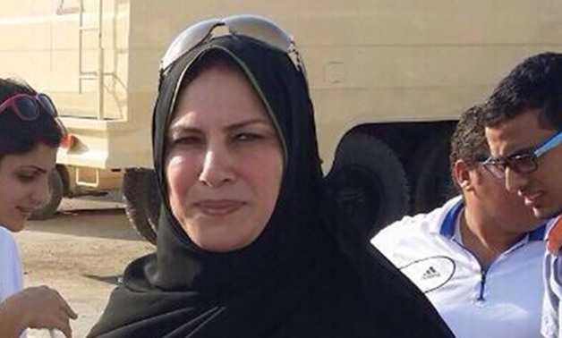صورة نائبة فاقوس : أتعرض لحملات تشويه واغتيال معنوي من بعض المواطنين