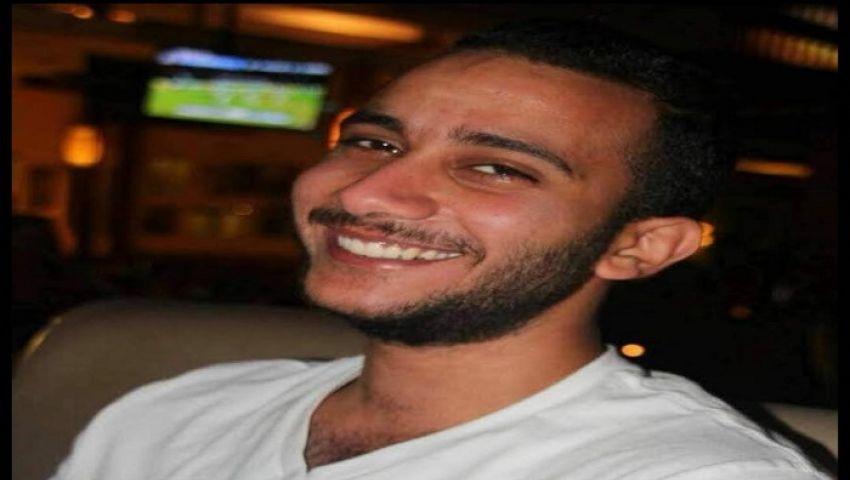 صورة بالفيديو .. شقيق ضحية قاضي مدينة نصر ينفعل على متصلة تدافع عن القاتل
