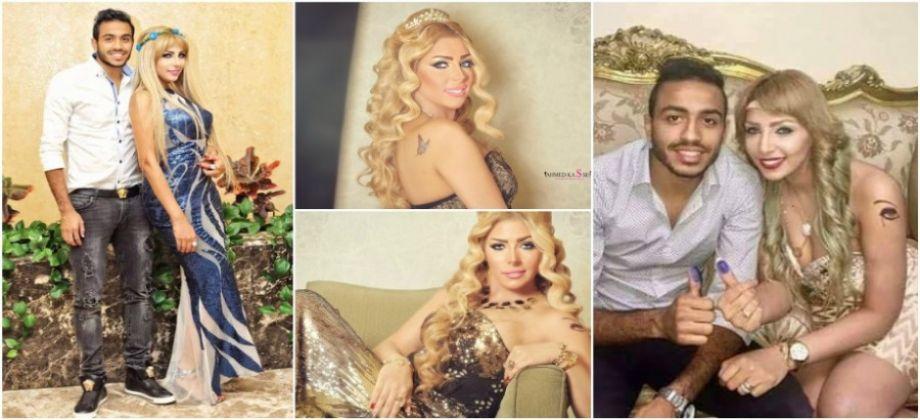 صورة 7 معلومات عن «سارة خليفة» طليقة كهربا التي اتهمته بسرقة مجوهراتها