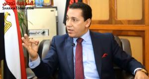 الدكتور «رضا عبد السلام» محافظ الشرقية الأسبق يتعرض لحادث