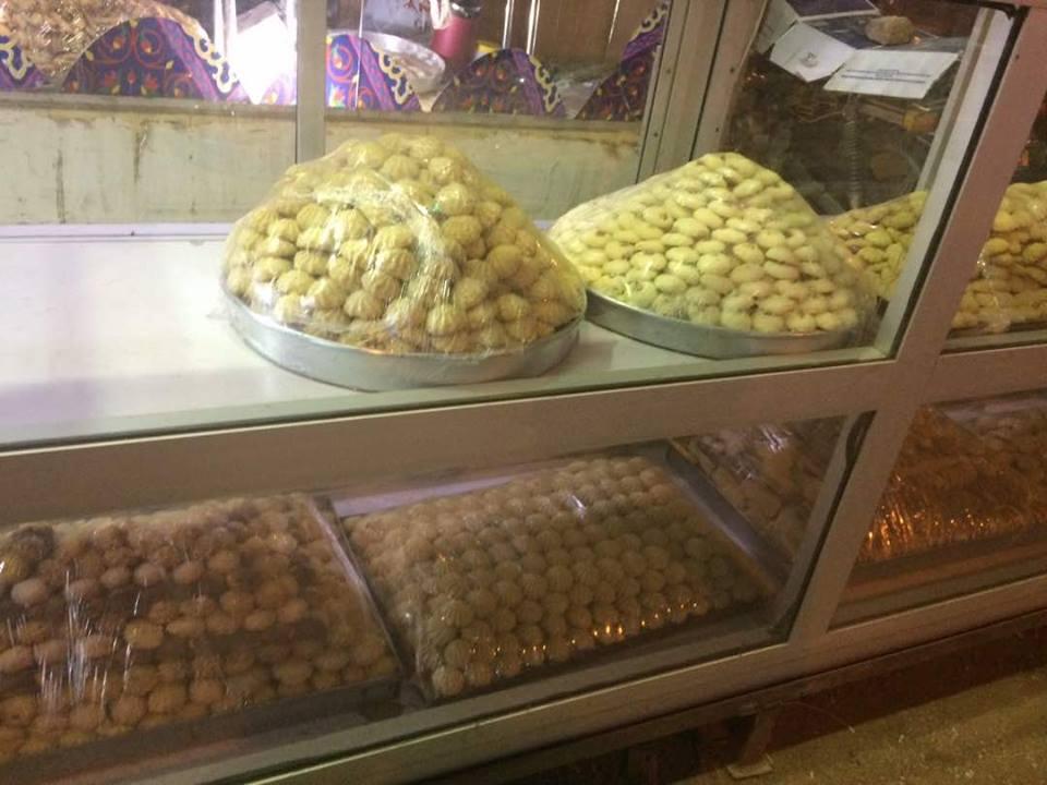 صورة بالفيديو.. زيادة كبيرة في أسعار حلوى العيد وأهالي ههيا «هنجيب منين»