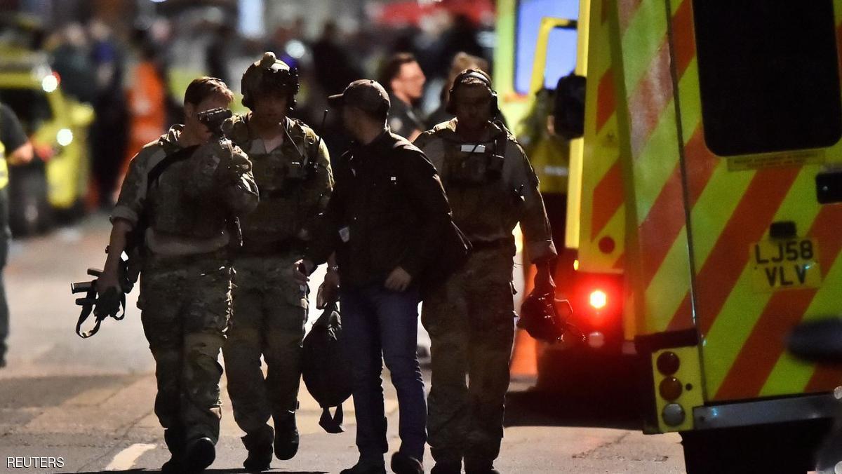 صورة أول فيديو من محيط حادثة دهس المصلين في لندن