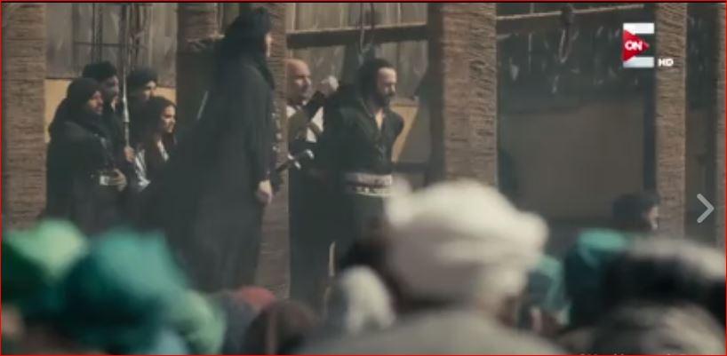 صورة بالفيديو .. لحظة إعدام يوسف الشريف في الحلقة الحادية عشر من «كفر دلهاب »