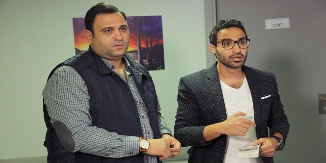 صورة 6 أسباب لنجاح الثنائي أحمد فهمي وأكرم حسني.. أبرزها الكيميا المشتركة