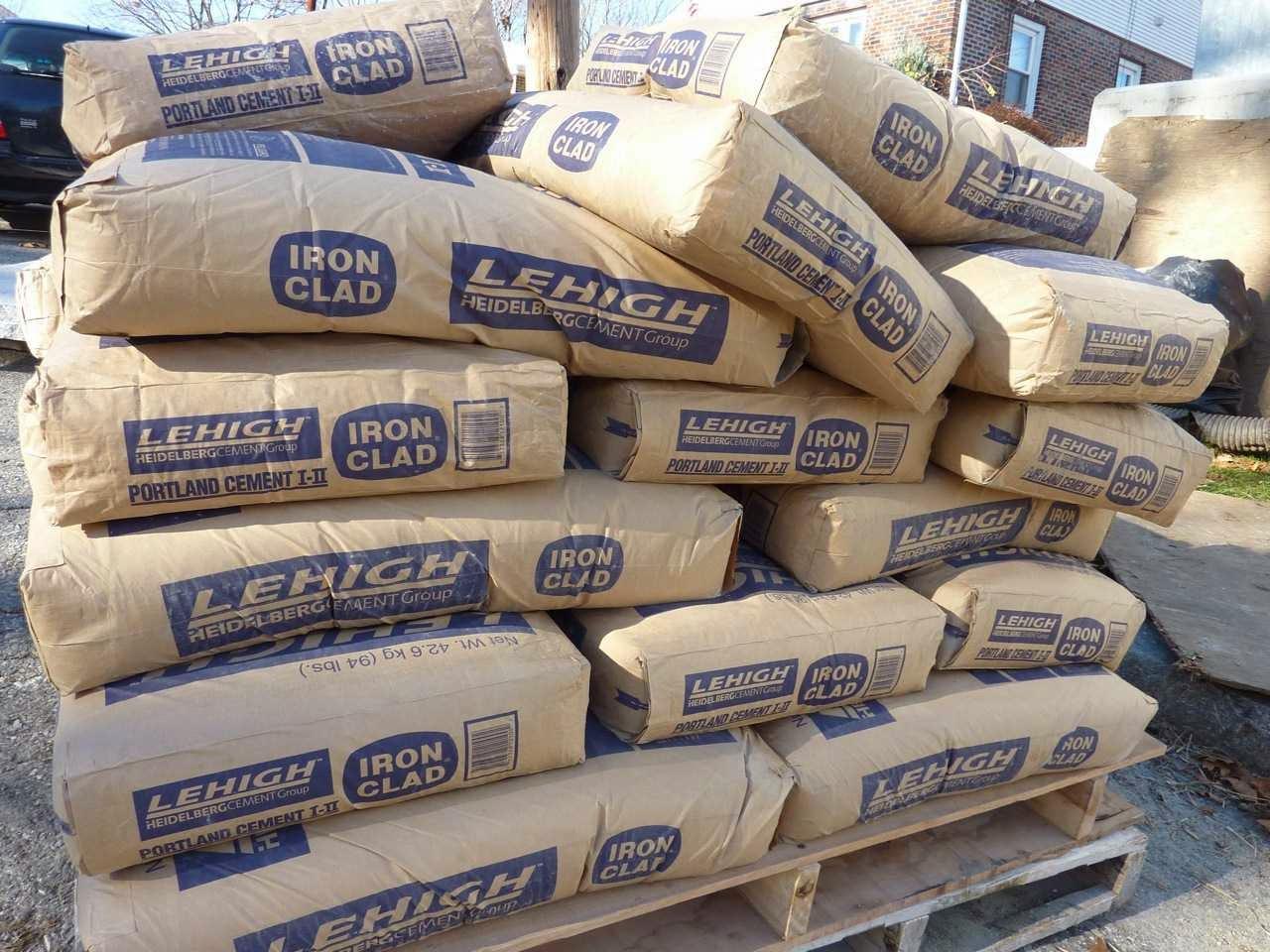 صورة تباين في أسعار الاسمنت مع بداية أول أيام الأسبوع