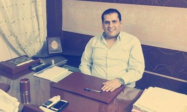 صورة الرائد أحمد جلال رئيسًا لمباحث ثانٍ الزقازيق