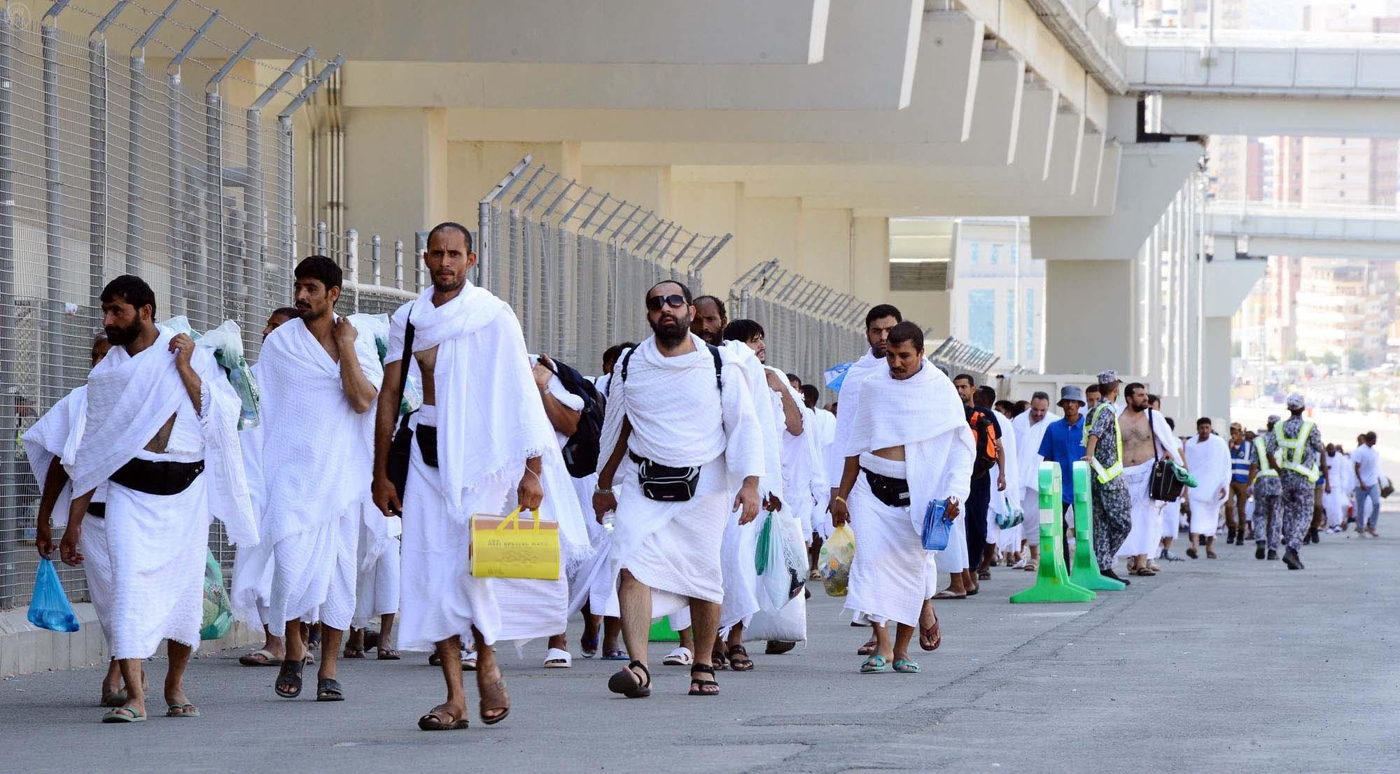 صورة السعودية تعلن قواعد صارمة بشأن نقل الحجاج داخل المملكة