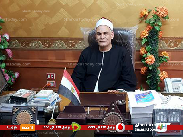 صورة وكيل وزارة الأوقاف بالشرقية يقرر استبعاد مدير إدارة ههيا