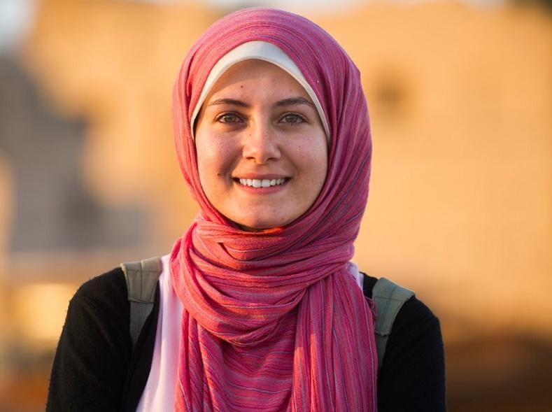 تعليق من بسنت نور الدين على زواج معز مسعود