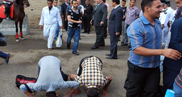صورة وزارة الداخلية تعلن الإفراج عن 243 سجينًا بقرار جمهوري