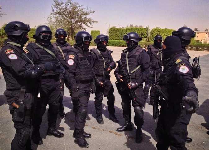 صورة وزارة الداخلية: مقتل 3 عناصر إرهابية من حركة حسم وضبط 10 آخرين