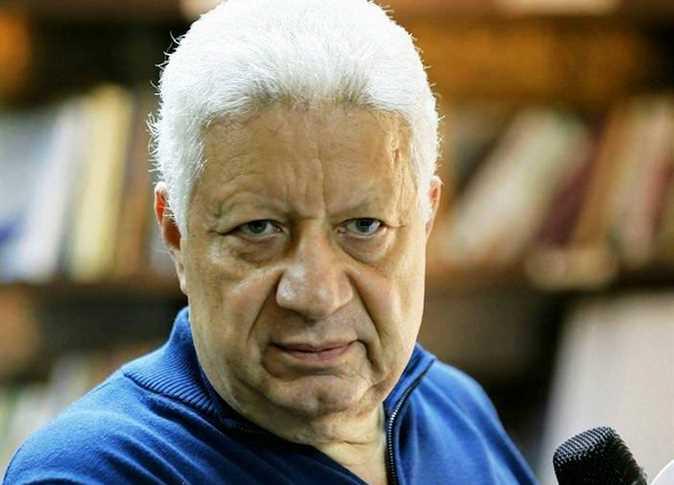 صورة مرتضى منصور: أنا «سيسي الزمالك» وأحمد وأمه هينتخبوني غصب عنهم