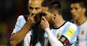 إلغاء مباراة الأرجنتين وإسرائيل