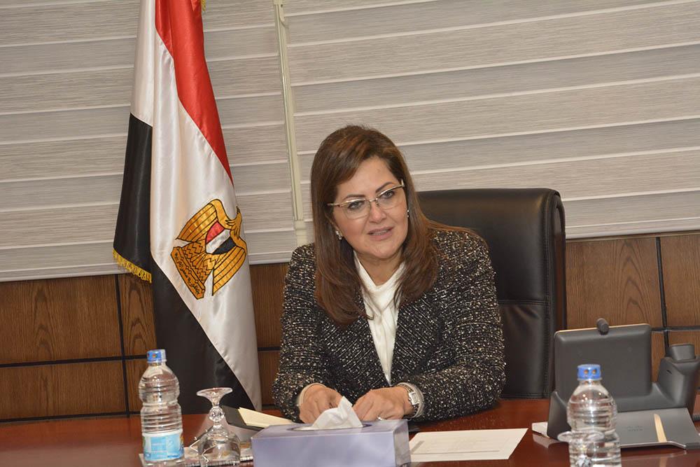 صورة وزيرة التخطيط: فترة ما بعد ثورة يناير نتج عنها 1.5 مليون عاطل