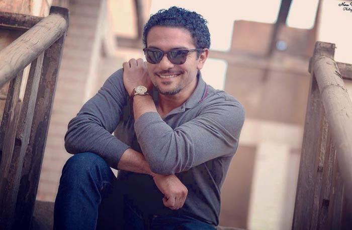 صورة آسر ياسين على سؤال محمد صلاح