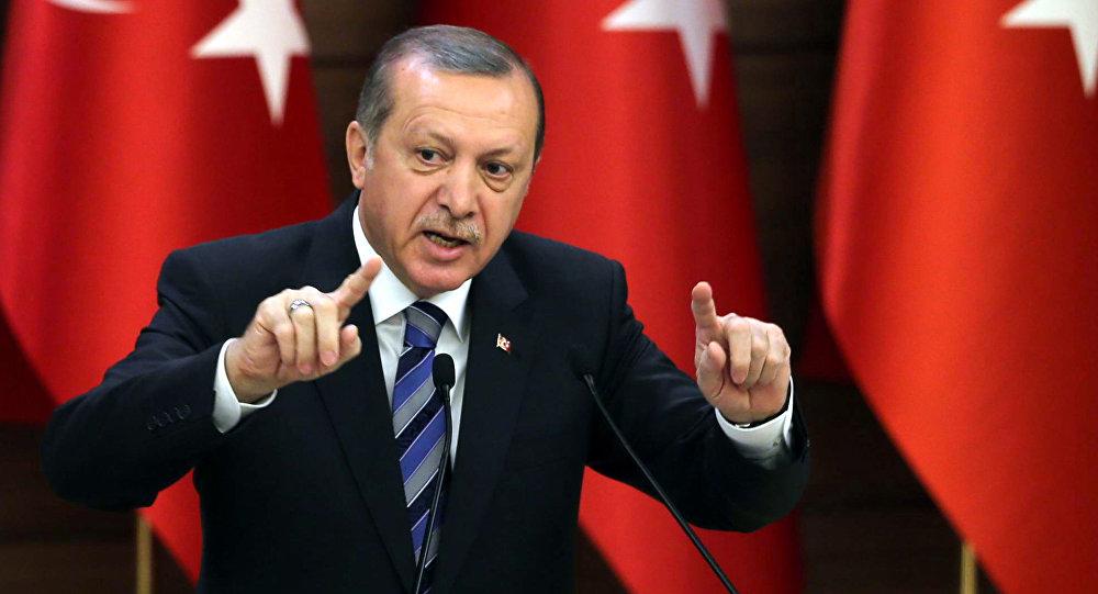 صورة تفاصيل محاولة اغتيال أردوغان بقذائف صاروخية باليونان