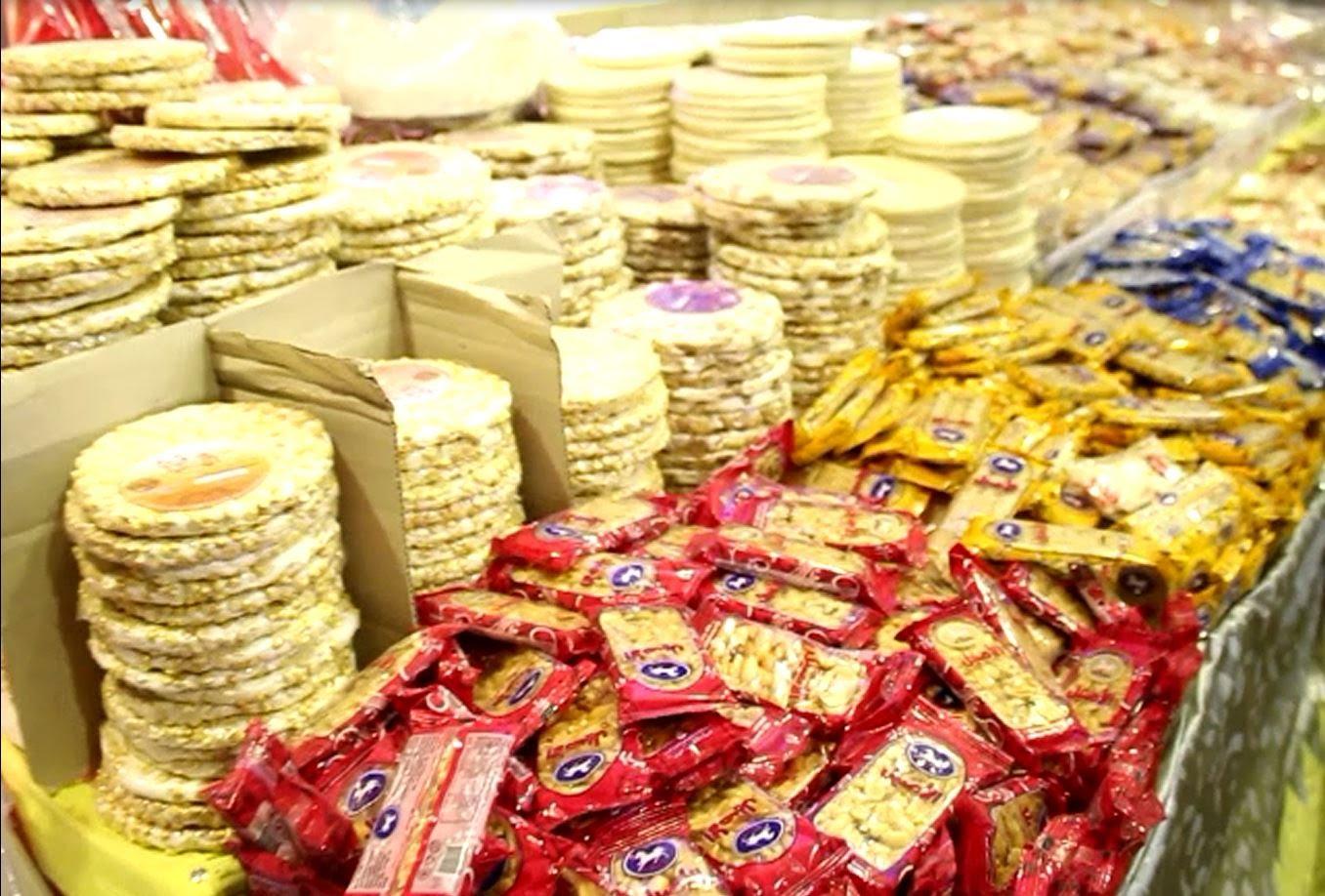 تطرح اليوم حلوى المولد في المجمعات الاستهلاكية بتخفيضات 30
