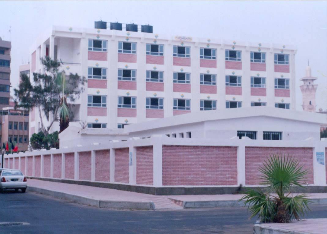 صورة تخصيص قطعة أرض لتوسعة مدرسة ثانوية في أبوحماد