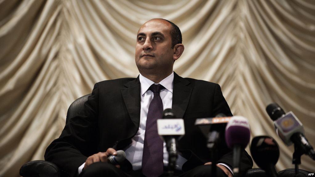 صورة حملة خالد علي تبدأ جمع توكيلات ترشحه لـ «الرئاسة»